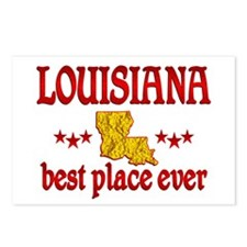 Louisiana Best Postcards (Package of 8)