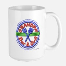 Grandpa's B&G Mug