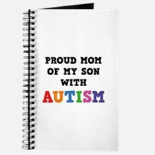 Proud Mom Of My Son With Autism Journal