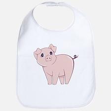 Cute little piggy Bib