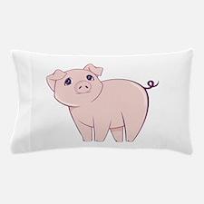 Cute little piggy Pillow Case