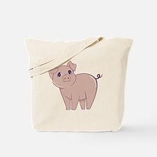 Cute little piggy Tote Bag