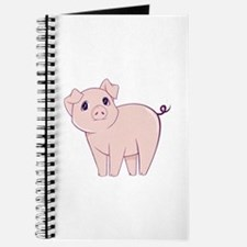 Cute little piggy Journal