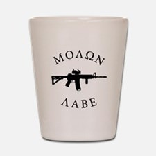 Molon Labe Shot Glass