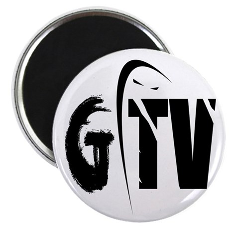 Ghost Connection Main Logo Magnet