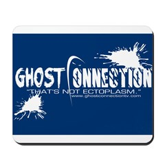 Ghost Connection Main Logo Mousepad