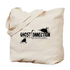 Ghost Connection Main Logo Tote Bag