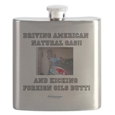 American natural gas Flask