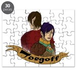 Toegoff and his Love Puzzle
