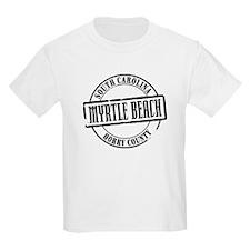 Myrtle Beach Title T-Shirt