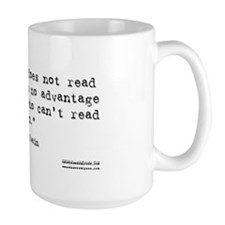 Good Books Mark Twain Mug