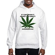 Funny Weed joint Hoodie