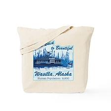 Cute Wasilla Tote Bag