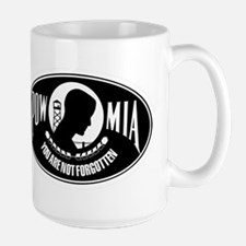 POW MIA Mug