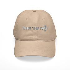 TAKE THE PAIN - Fit Metal Designs Baseball Cap