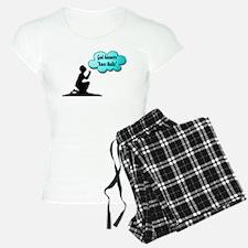 Knee Mails Pajamas