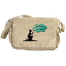 Knee Mails Messenger Bag