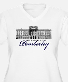 Id rather be at Pemberley Plus Size T-Shirt