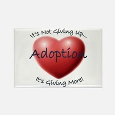 Giving More Adoption Magnet