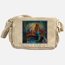 Best Seller Merrow Mermaid Messenger Bag