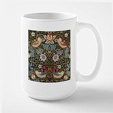 William Morris Strawberry Thief Large Mug