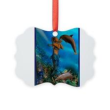 Best Seller Merrow Mermaid Ornament