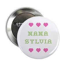 Nana Sylvia Button