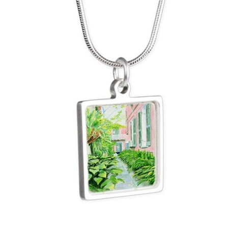 New Orleans Courtyard Necklaces