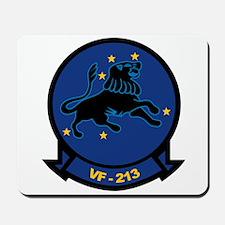 F-14 Tomcat VF-213 Black Lion Mousepad