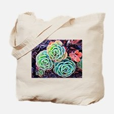 Succulents in the City Tote Bag