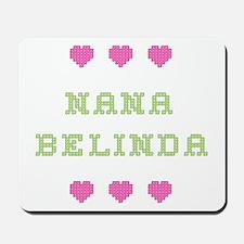 Nana Belinda Mousepad