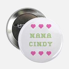 Nana Cindy Button