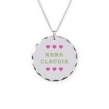 Nana Claudia Necklace Circle Charm