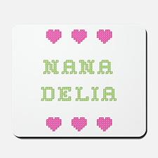 Nana Delia Mousepad