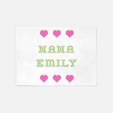 Nana Emily 5'x7' Area Rug