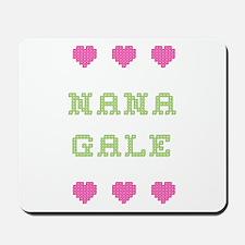 Nana Gale Mousepad