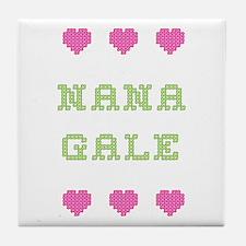 Nana Gale Tile Coaster