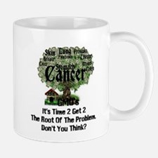 Cancer It's Time 2 Get 2 The Root Of The Problem,