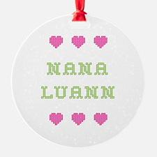 Nana Luann Ornament