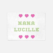 Nana Lucille 5'x7' Area Rug