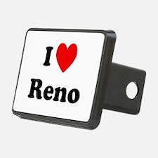 I Love Reno Hitch Cover