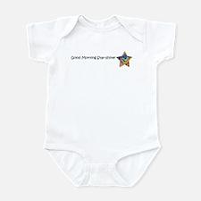 Good Morning Star-Shine! Infant Body Suit