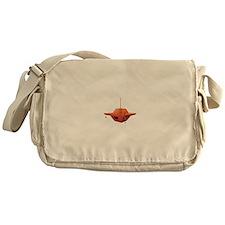 The Original Cat House Messenger Bag
