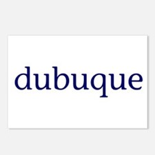 Dubuque Postcards (Package of 8)