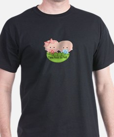 two-peas-in-the-pod.png T-Shirt