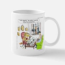 Hunting With Automatics Mug
