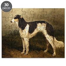 Vintage Tri Puzzle