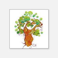 Peaceful Tree Sticker