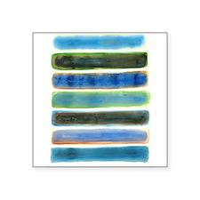 Lake Color Impressions Sticker