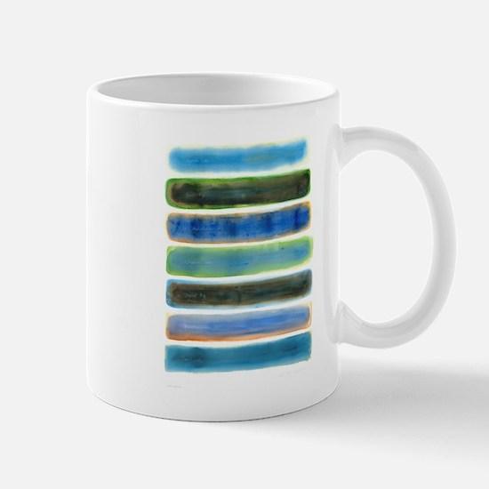 Lake Color Impressions Mug